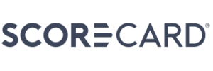 ScoreCard Rewards logo in grey